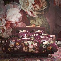 Bettwäsche «Fleur», Satin