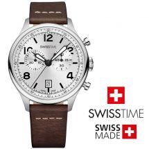 Swisstime Armbanduhr «Vintage»