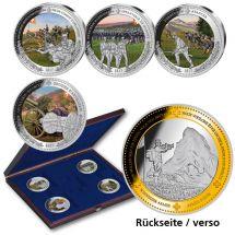 Münzen Set «Schweizer Armee»