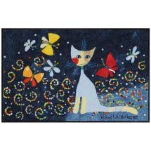 Fussmatte «Danze delle farfalle», Rosina Wachtmeister