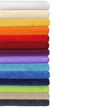 Tissu éponge «Uni» lavette, 30x30 cm