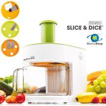 Mediashop Küchenmaschine «Slice & Dice»