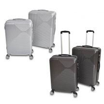 Reisekoffer Set «ABS», 2-teilig