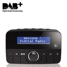 HAMA DAB+ Bluetooth Receiver «Road70»