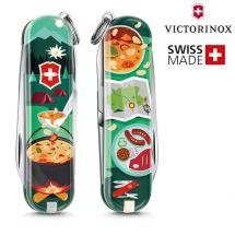Victorinox Taschenmesser «Classic Grillplausch»