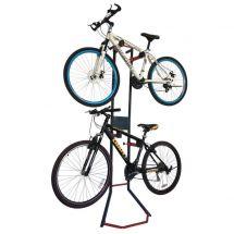 TEDURA Doppel Fahrrad-Wandgestell