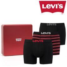 Boxershorts «Stripes» 3er Pack