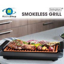 Mediashop Grill «Smokeless» XL Deluxe