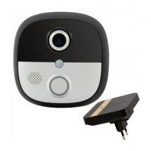 Video-Türklingel mit Zusatzklingel WiFi