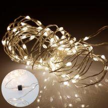Starterset LED Lichterkette Angel Hair «Connectable»