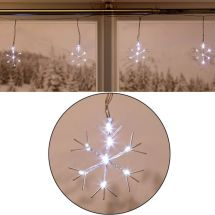 LED Schneeflocke «Angel Hair»
