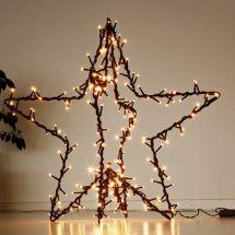 LED Stern «3D»