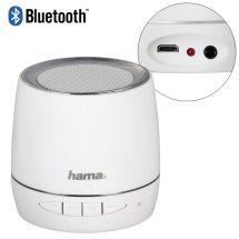 HAMA Bluetooth Lautsprecher «chico» weiss