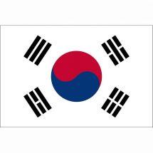 Bootsfahne Südkorea