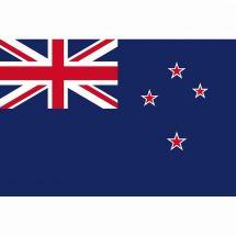 Bootsfahne Neuseeland