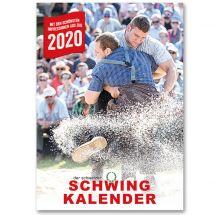Jahreskalender «Schwing Kalender 2020»