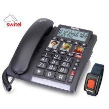 Switel Komforttelefon «TF560 Alarm»