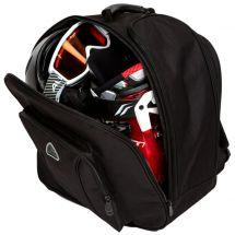 Skischuh- und Helmtasche schwarz