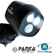 Mediashop Wandleuchte «Panta Safe Light»
