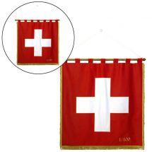 Schweizerfahne «Stickerei-Limited Edition»