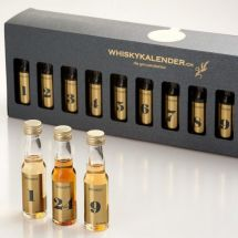 Calendrier Whisky «No. 8»