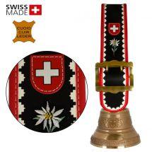 Cloche en fonte «Suisse»