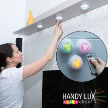 Mediashop Handy Lux Color Click, 5er Set
