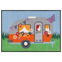 Fussmatte «Camping» 50×75 cm