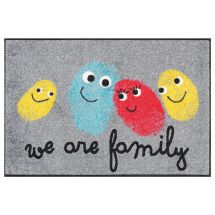 Fussmatte «We are Family» 50×75 cm