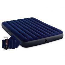 INTEX Luftbett Dura-Beam® «Standard» inklusive 2 Kissen & Pumpe