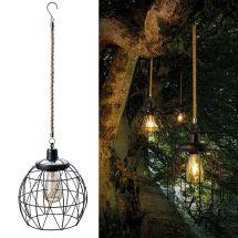 Solar LED Lampe «Modern 1»