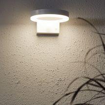 Solar LED Wandstrahler «Modern Art» mit Bewegungssensor
