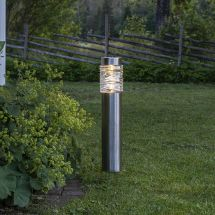 Solar LED Wegleuchte «Clear»