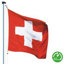 Drapeau suisse classique «ECO»