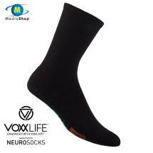 VoxxLife Crew NeuroSocks Wellness schwarz M