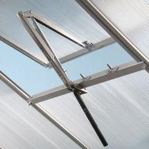 Automatischer Fensterheber mit Thermometer
