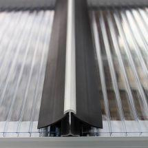 Windsicherung zu Gewächshaus «Easy» weiss