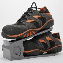 Schuhhalter für 4 Paar Schuhe «Verstellbar»
