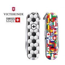 Victorinox Taschenmesser Fussball-Welt «Classic Edition 2020»