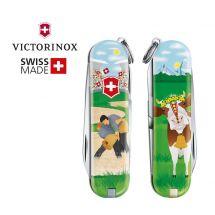 Victorinox Taschenmesser Schwingen «Classic Edition 2020»