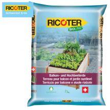 Hochbeet- und Blumenerde «Bio-Line», 30 Liter