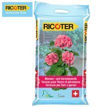 Blumen- und Geranienerde, 40 Liter
