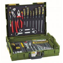 Werkzeugkoffer «L-BOXX», 69-tlg