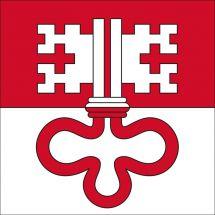 Kantonsfahne Unterwalden II Alternativ Superflag® 120x120 cm