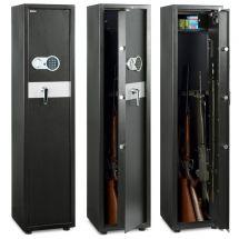 Armoires à armes pour 5 armes
