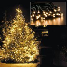 LED Basis-Systemlicht mit 240 warm-weissen LED