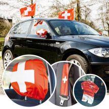 Schweizer Fussball Fan-Set