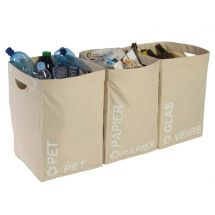 Sortier- und Recycling-Boxen 3-teilig