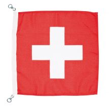 Bootsfahne Schweiz