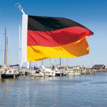 Bootsfahne Deutschland Superflag® 20x30 cm
